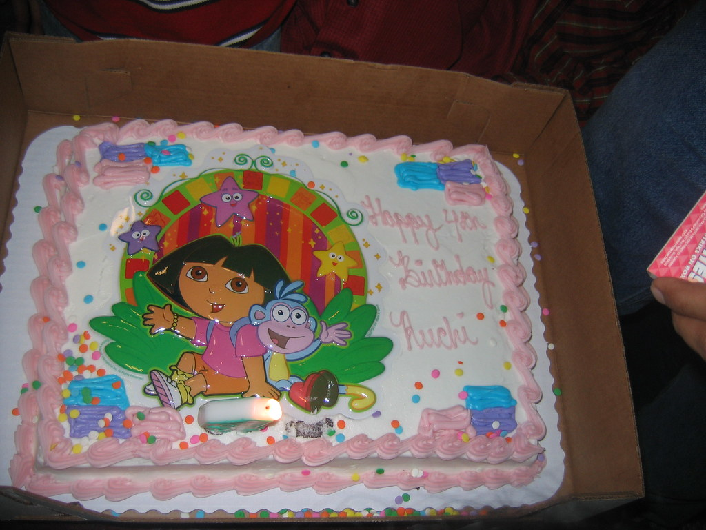 Cake Images Ruchi : Ruchi 4th Birthday cake Hemal Vora Flickr