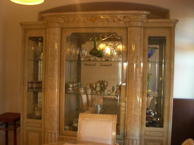 ... Italian Marble China Cabinet | By Atafasafdari
