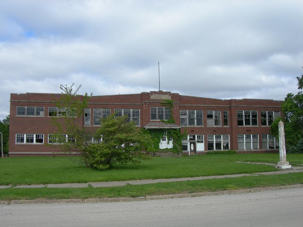 Old Vermont Public School | Vermont, Illinois | Jimmy ...