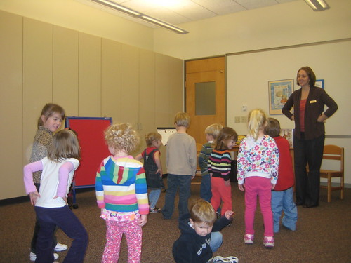 3,4 and 5 year-old story time | by Neenah Public Library