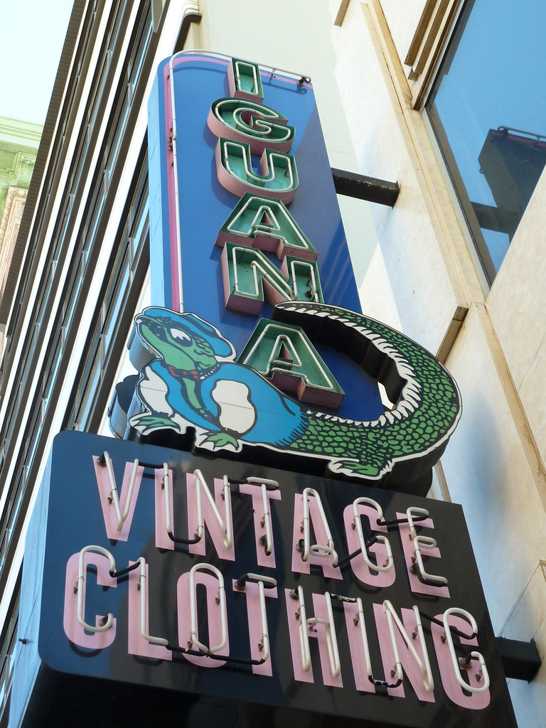 Vintage clothing stores perth