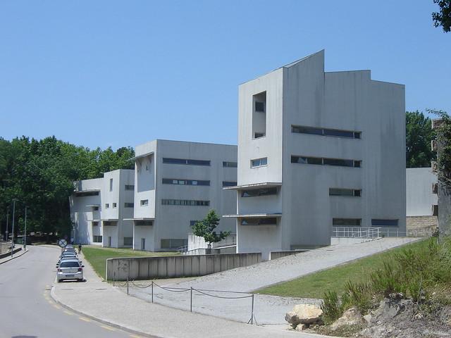 Facultad de arquitectura universidad de oporto alvaro for Facultad arquitectura