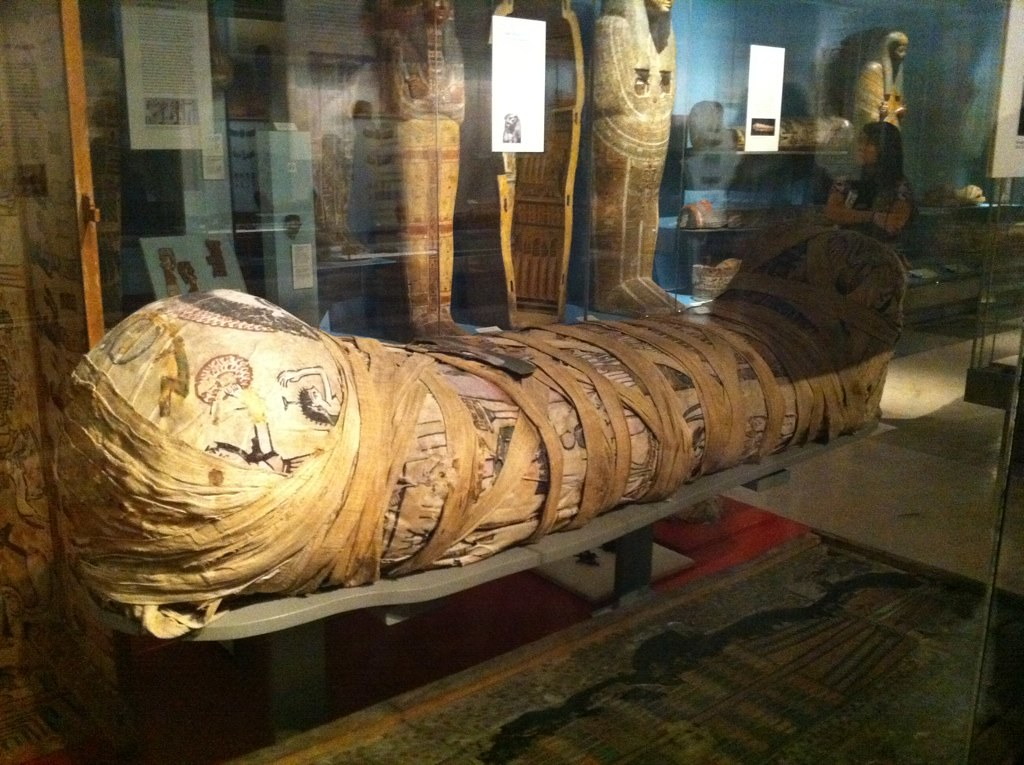 Cleopatra Mumie