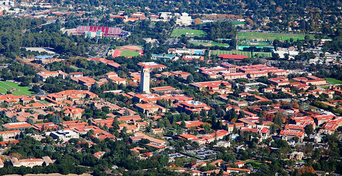 Hoover Tower at Stanford University | by jitze