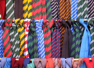 The Sunday market 10/regimental ties | by frscspd
