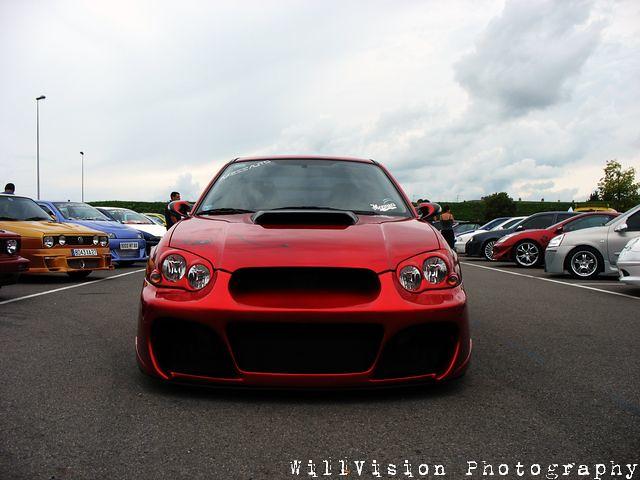 Subaru New Car Financing