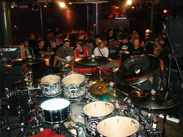 john scott drum essay