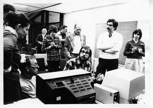 Computers at Luther 1983 | by Luther College Photos