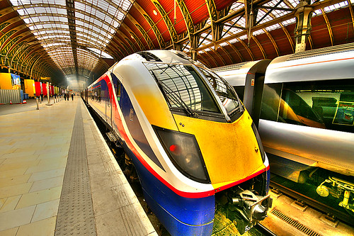 Inter City Train - London Paddington | by nick.garrod