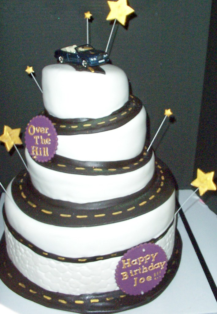 Cake With Amaretto Cream