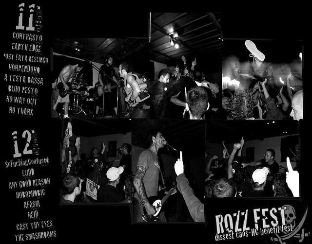 hardcore punk fest