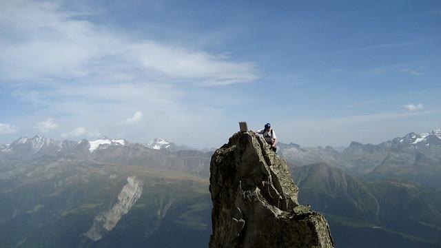 Klettersteig Eggishorn : Xxxx reise durch die schweiz klettersteig eggishorn kau flickr