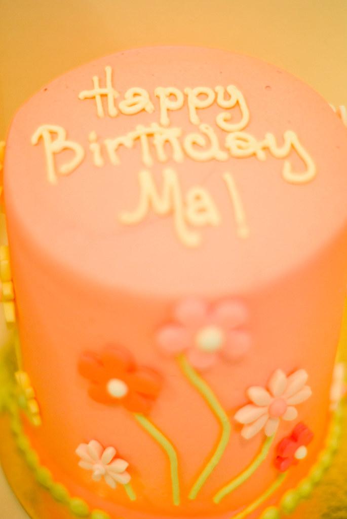 Lee Birthday Cake