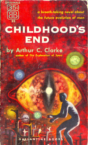 the abuses of man in childhoods end by arthur c clarke Jesse kornbluth reviews arthur c clarke's most  arthur c clarke wrote '2001', but 'childhood's end  men's minds were too valuable to.