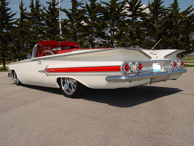 Lenny S Hotrod 1960 Impala Convertible 60 Impala Air Ride Flickr