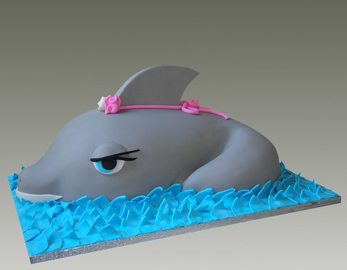 Dolphin Cake Flickr Photo Sharing