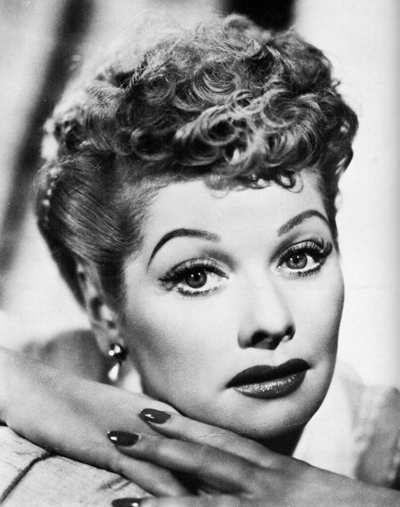 What Is Lucille Ball S Natural Hair Color