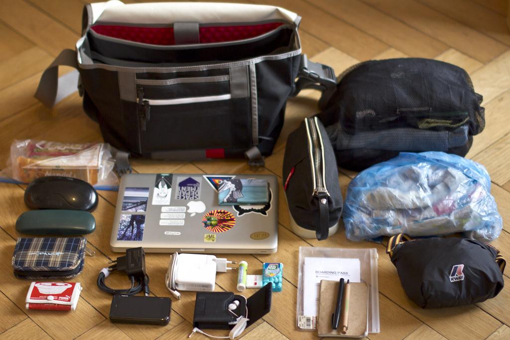 things OFFF my bag