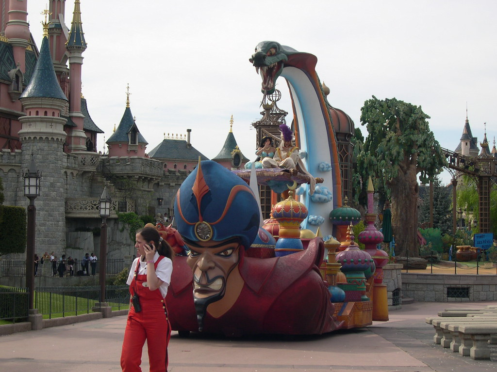 Parade Disneyland Paris...