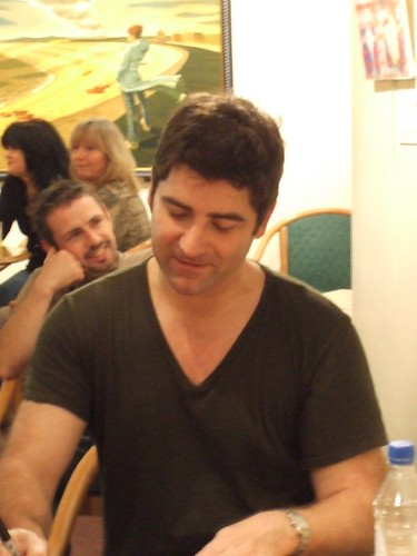 16 Sep - Brian Kennedy (and Fred) | by Hoobygroovy