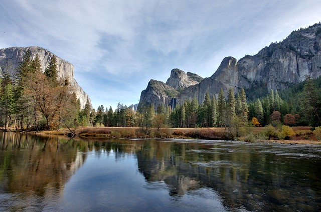 Yosemite El Capitan Meadow Explore Joe Parks Photos On