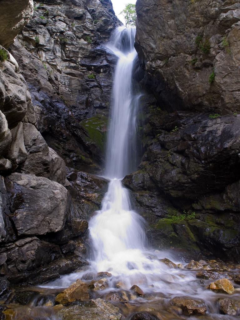 Rocky Mouth Waterfall Rocky Mouth Canyon Draper Utah