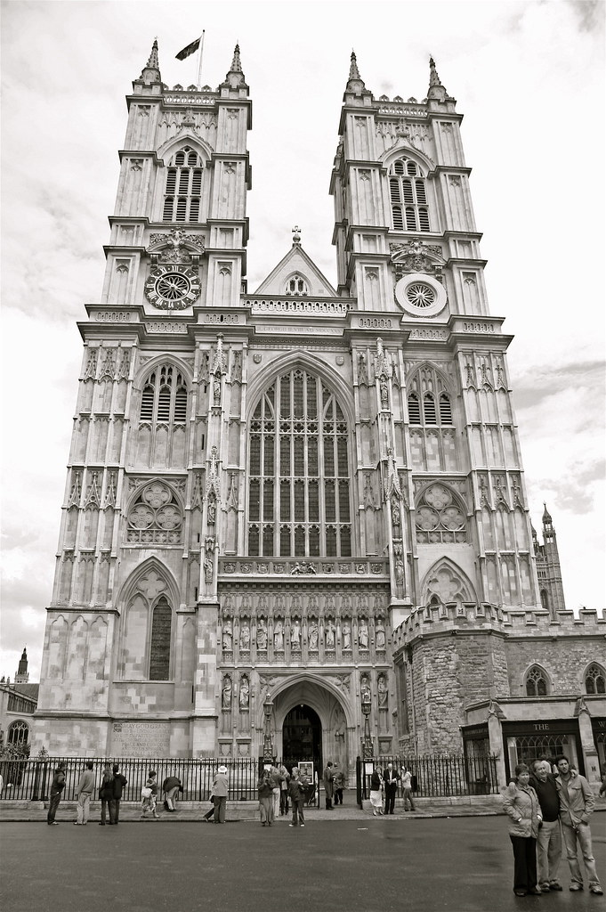 Westminster Abbey | Every Coronation since 1066 has taken ...