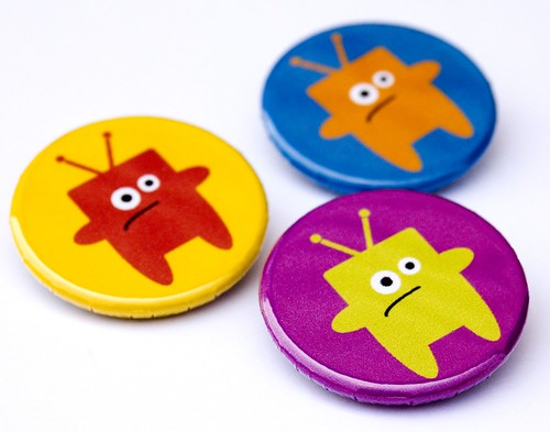 TV Dinner Monster Pins | by jnhkrawczyk