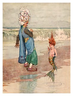 002-ilustracion del cuento El viejo marinero-Bill the minder 1912-W. Heath Robinson | by ayacata7
