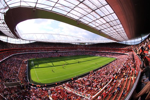 emirates stadium - home of arsenal fc | by sugimoto