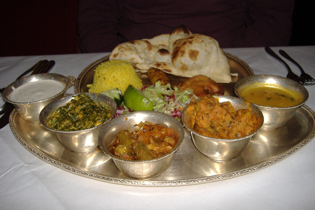 Indian Food In France
