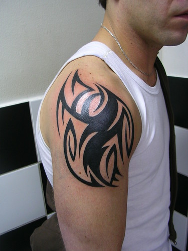 Tribal Cover Up Flickr Photo Sharing