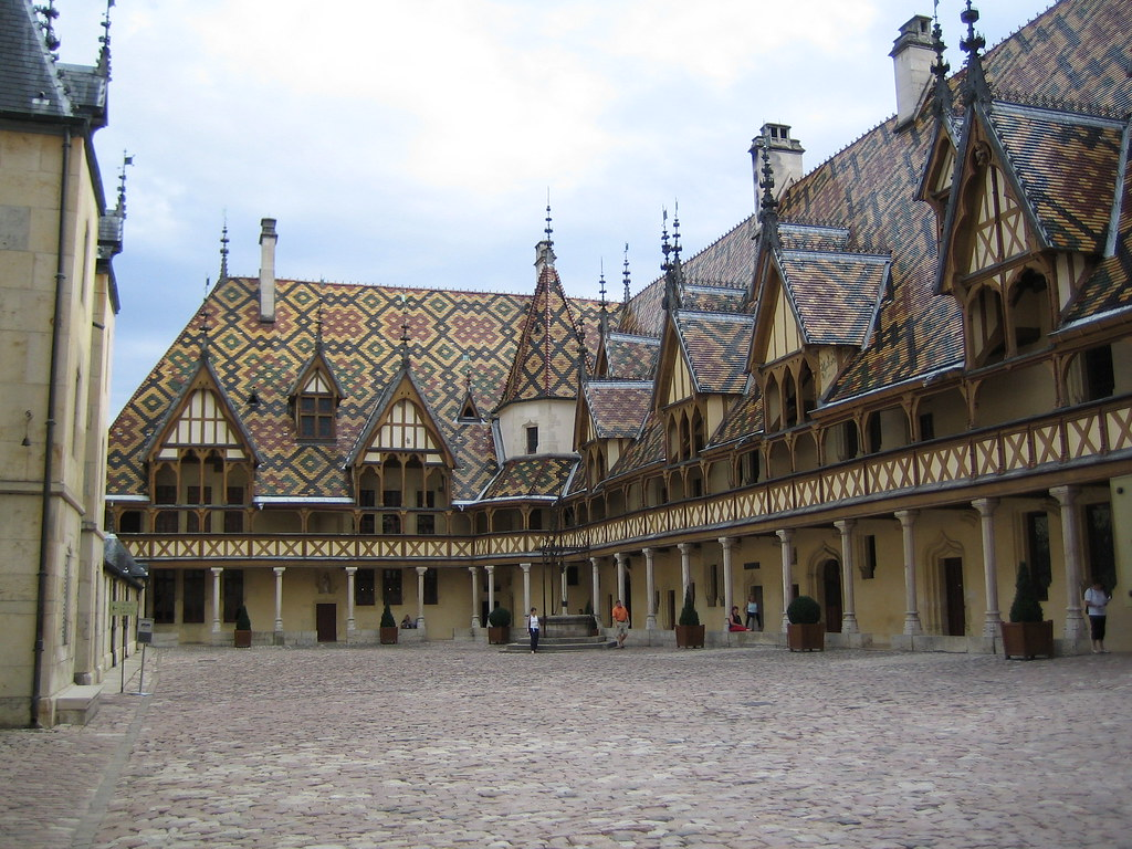 Hotel A Beaune France