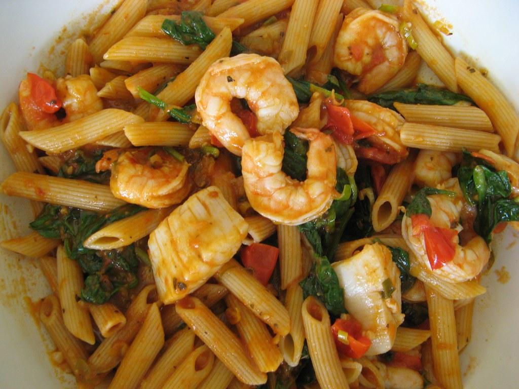 Shrimp And Scallop Cakes Recipe