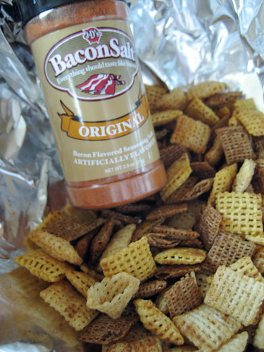 Bacon Salt Chex Mix | by maggi.m