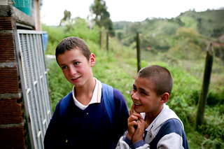 Students at San Jose Secondary School in La Ceja del Tambo, Antioquia | by World Bank Photo Collection