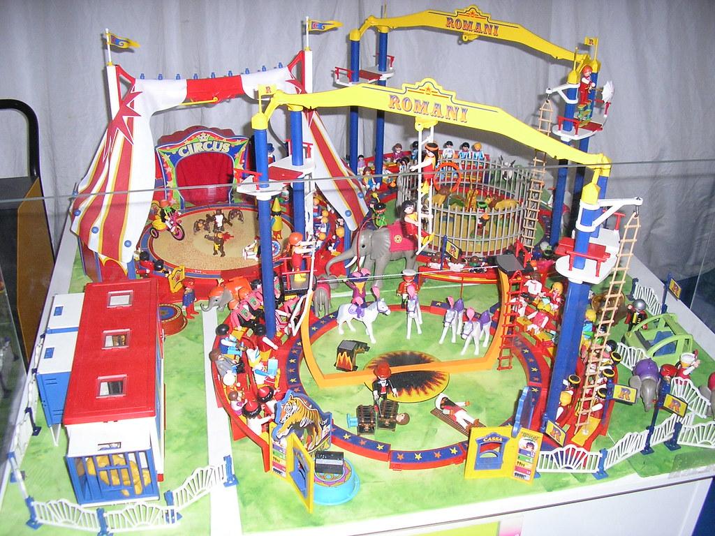 circo playmobil la belleza de las ratas flickr