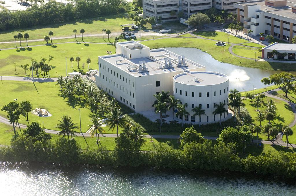 Marine Biology Building - Biscayne Bay Campus | Florida ...