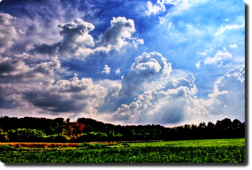 Italian Clouds Canvas | by ! . © Angela Lobefaro . !