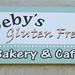 Debys Gluten Free Bakery Sign