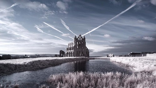 Whitby Abbey (IR) | by tricky (rick harrison)