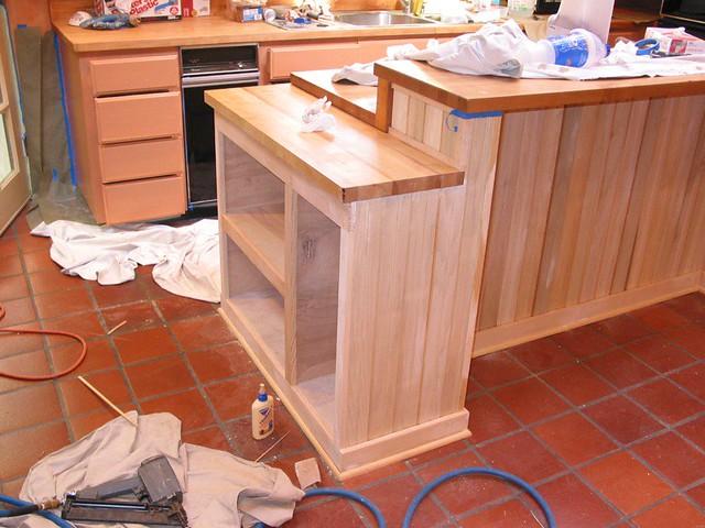 Details Kitchen Island Upgrade Design And Installation O Flickr