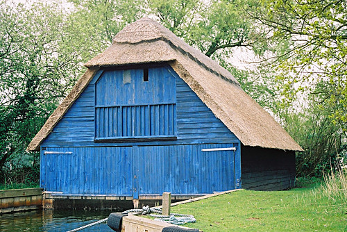 Blue Boathouse | by judibluemed