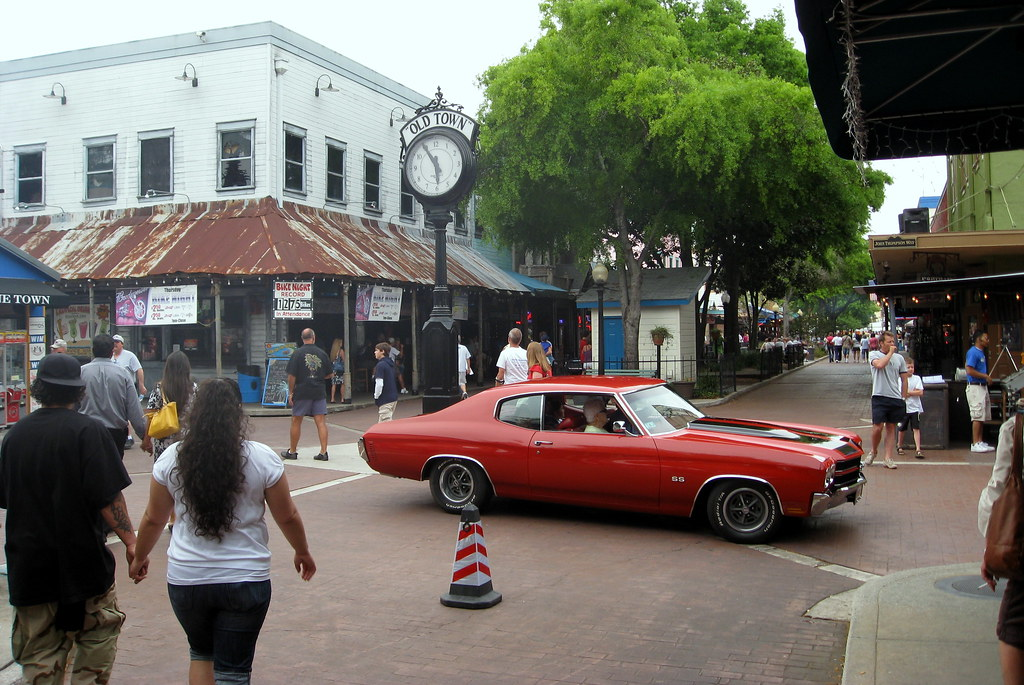Kissimmee Old Town Cars