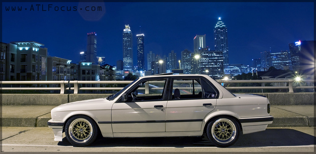 bmw e30 325i coupe alpine white xxr 521 gold atlanta skyli. Black Bedroom Furniture Sets. Home Design Ideas