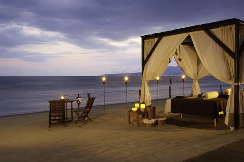 Grand Velas Nayarit Beach Cabana
