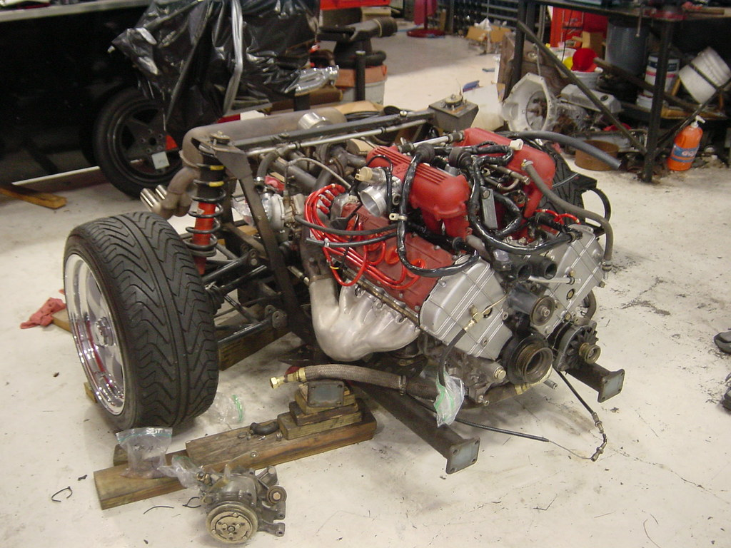 Ferrari 288 Gto Motor Ferrari 288 Gto Motor Out Service