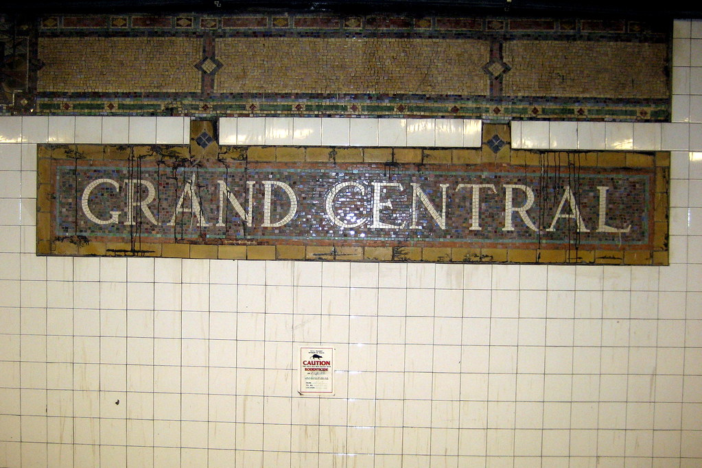 City Line Avenue >> NYC - Grand Central Subway Station (IRT) | Grand Central–42n… | Flickr