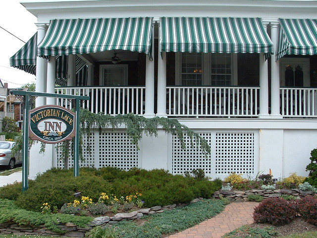 Victorian Lace Inn And Cape May Day Spa