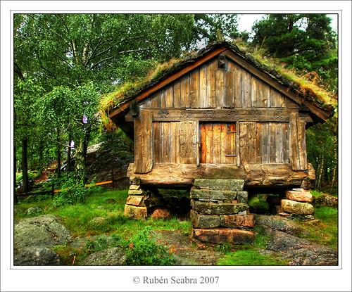 Wood House : Wood house  Flickr - Photo Sharing!